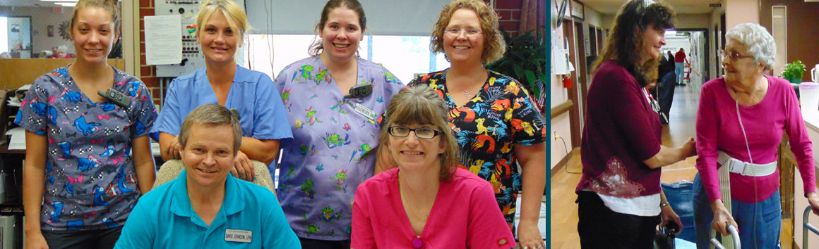 On-Site Medical Team at Rolling Hills in Sparta, WI
