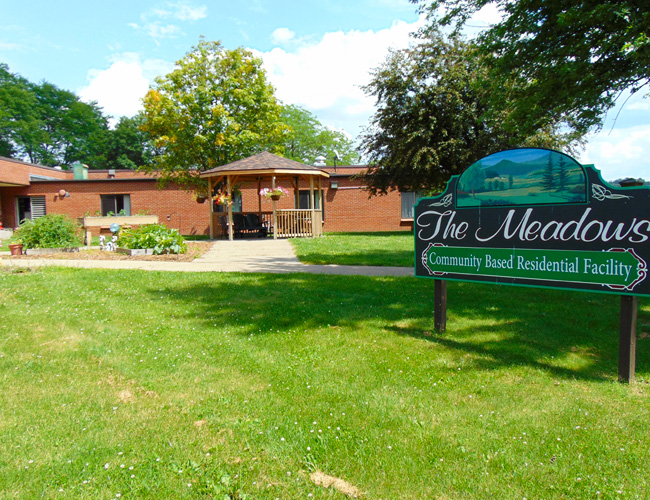 The Meadows - an 8-bed Community Based Residential Facility, CBRF (assisted living).